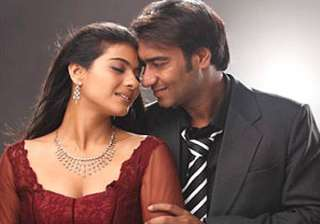 kajol ajay and my tastes do not match we are...