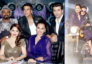 akshay sonakshi enjoy holiday at jhalak dikhhla...