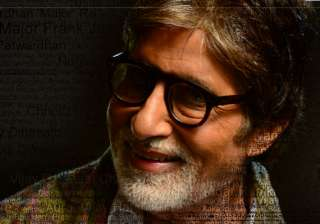 amitabh bachchan thanks fans for the b day wishes...