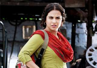 vidya balan my character in bobby jasoos does not...