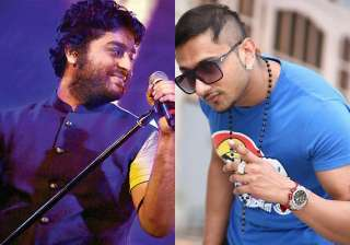 after honey singh arijit singh the current...