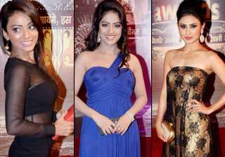 telly babes at ita awards 2013 - India TV