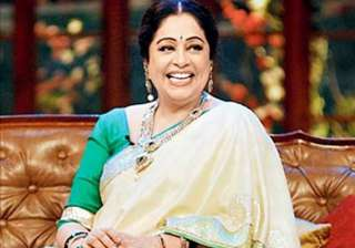 kirron kher joins twitter after coming to...