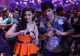 humpty sharma ki dulhania lucky tu lucky me song...