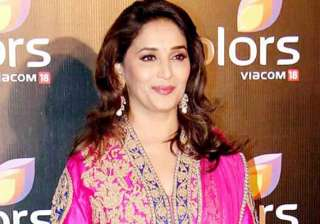 madhuri dixit reveals she never struggled to get...