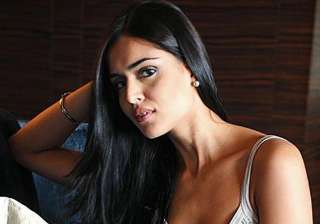 nathalia kaur excited to be in rocky handsome -...