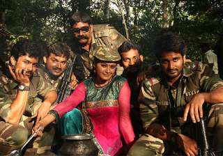 shot for over two months in forests netru indru...