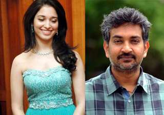 rajamouli hopeful about tamannaah s inclusion in...