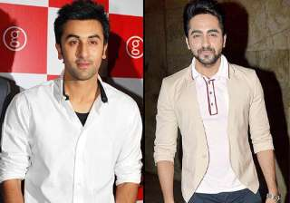 ranbir kapoor is my senior and i like his work...