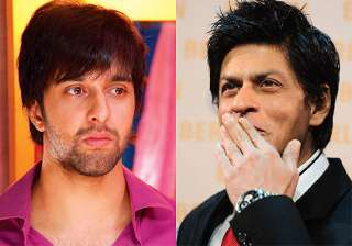 newcomer sahil mehta idolises srk - India TV