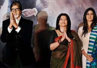 sarika s prime reason to be in yudh is big b -...