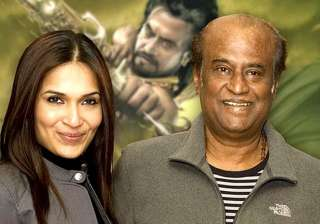 soundarya is confident that she will make father...