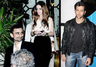 hrithik suzanne divorce suzanne continues to...