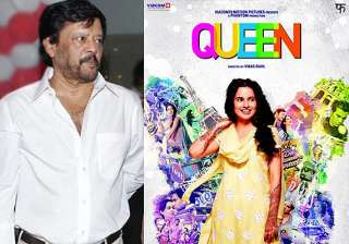 no pressure on prashanth to be in queen remake...