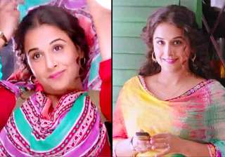 bobby jasoos jashn song review vidya balan fills...