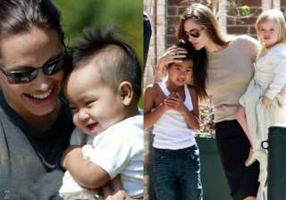 angelina jolie is closer to maddox than her...