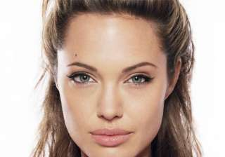 people think i d be a great villain angelina...