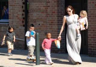 angelina jolie admits her kids are her toughest...