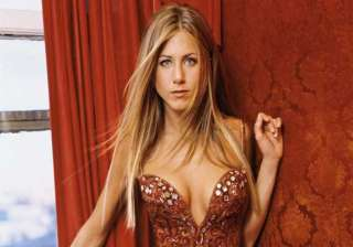 aniston installed stripper pole at home for role...