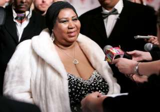 aretha franklin talks of her dream wedding fiance...