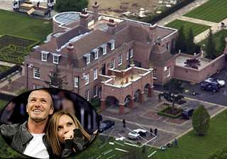 beckhams sell beckingham palace - India TV