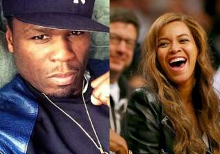 beyonce knowles attacked 50 cent - India TV