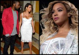 beyonce thinks kim kanye s wedding is a tacky...