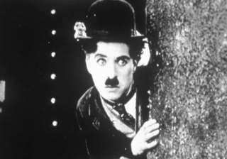 charlie chaplin being animated for tv - India TV