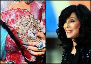 cher finds gaga s meat bag gorgeous - India TV
