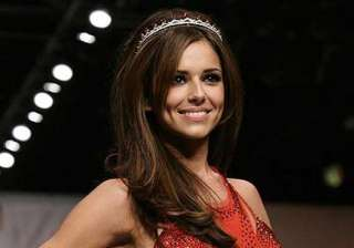 cheryl cole happiest at home - India TV