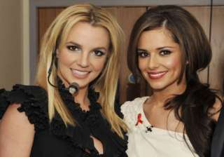 cheryl cole to sing with britney spears - India TV