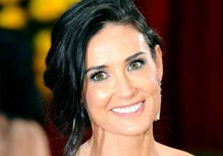 demi moore was keen on watching jobs - India TV