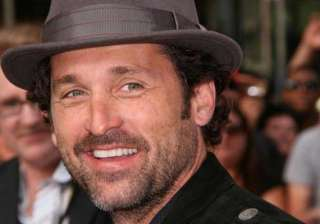 emotional father patrick dempsey - India TV