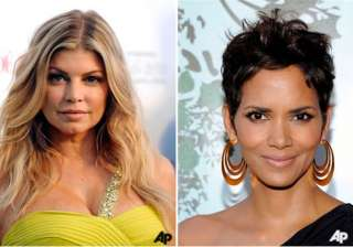 fergie halle berry honored at fifi awards - India...