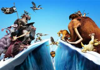 gateway of india features in ice age 4...