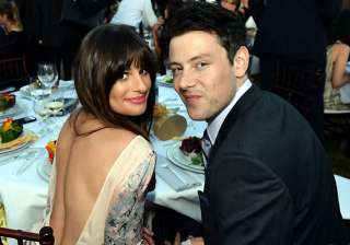 lea michele sings for monteith s tribute - India...