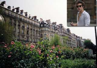 harry styles buys house in paris - India TV
