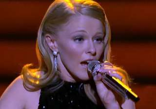 hollie cavanaugh fails to ignite on american idol...