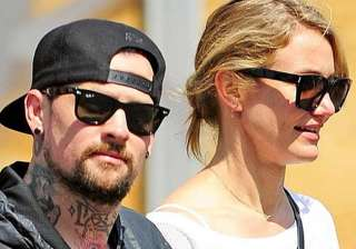 cameron diaz and benji madden married in la -...
