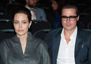 angelina and brad married in california before...