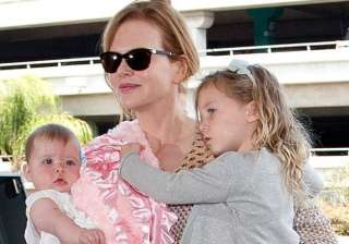 nicole kidman s daughters not interested in...