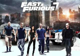 fast and furious 7 records highest grossing...