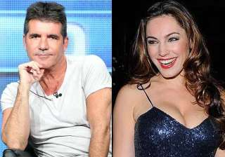 kelly brook reveals the real face of simon cowell...