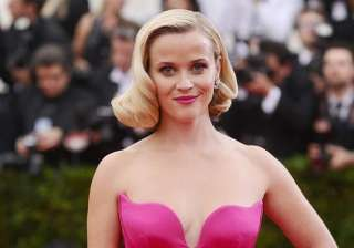 reese witherspoon feels lucky to be nominated for...