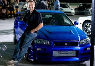 paul walker s fast and furious car to be...