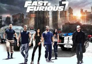 fast furious 7 mints rs.100 crore in india -...