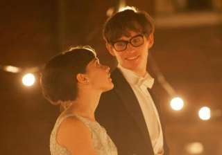 the theory of everything movie review redmayne...