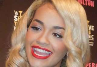 rita ora wants women s voice to be heard - India...