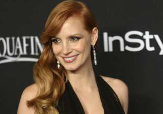 jessica chastain raided dumpster for home...