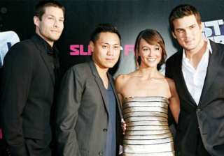 dancing on the carpet at step up 3d premiere -...